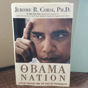 Obama Nation, Leftist Politics, Novel
